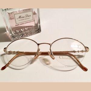 Elegant Christian Dior Eyeglasses